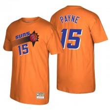 Phoenix Suns Cameron Payne & 15 Mitchell & Ness Reload 2.0 T-shirt Orange