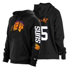 Phoenix Suns Cameron Payne City Edition Nouveau Era Sweat à capuche Noir