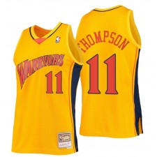 Golden State Warriors Klay Thompson &11 Mitchell & Ness Or HWC Swingman Reload 2.0 Maillot