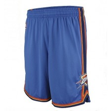 Oklahoma City Thunder Road Swingman Blue Shorts