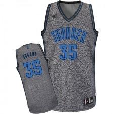 Oklahoma City Thunder &35 Kevin Durant Static Fashion Swingman Jersey